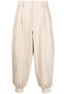 Y-3 loose-cut trousers