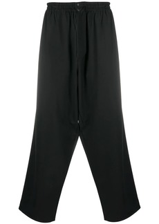 Y-3 loose-fit straight trousers