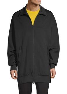 Y-3 Matt Logo Track Jacket