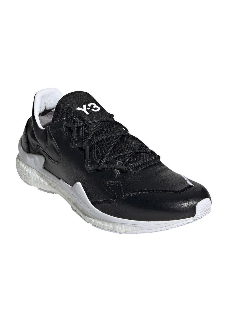 Y-3 Men's Adizero Leather Running Sneakers