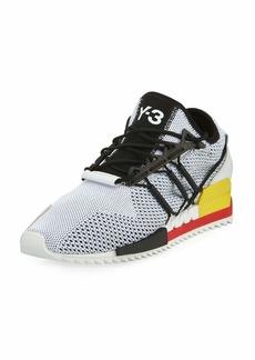 Y-3 Men's Harigane Mesh Running Sneakers