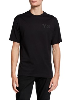 Y-3 Men's Tonal Logo T-Shirt