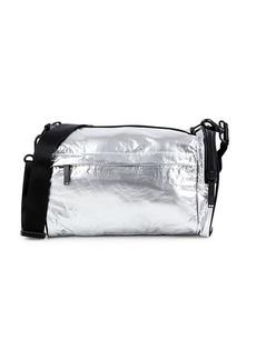 Y-3 Metallic Gym Bag