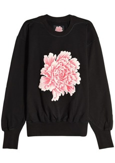 Y-3 Printed Cotton Sweatshirt