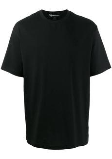 Y-3 logo printed T-shirt