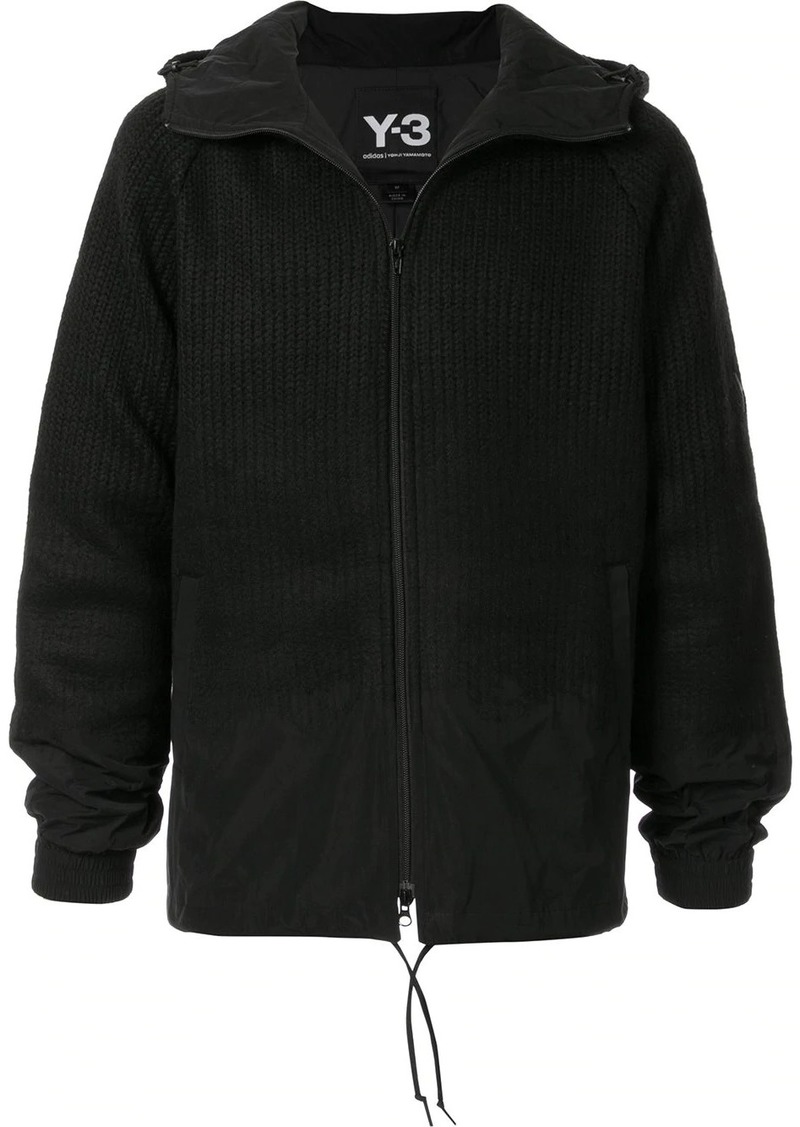 Y-3 Punched Knit jacket