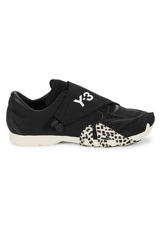 Y-3 Rehito Lace-Up Sneakers