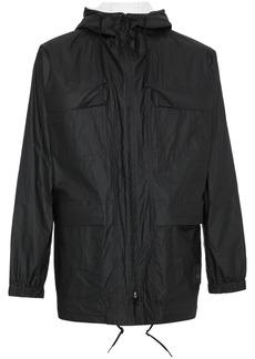 Y-3 reversible branded jacket