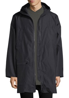 Y-3 Reversible Long Canvas Jacket