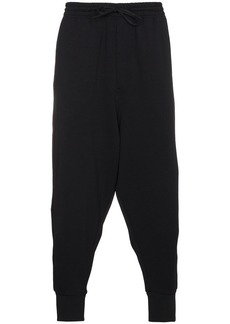 Y-3 side stripe sweatpants