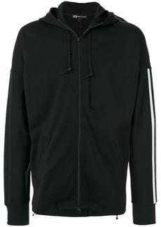 Y-3 signature stripe hoodie