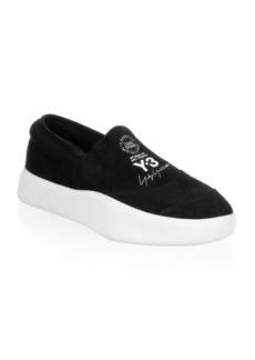 Y-3 Slip-On Canvas Sneakers
