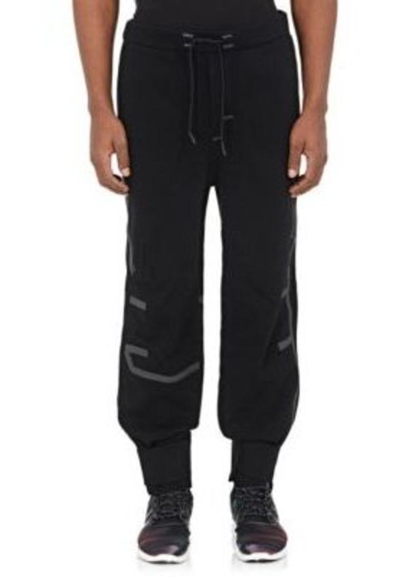 Y-3 Sport Men's Wool-Blend Jogger Pants