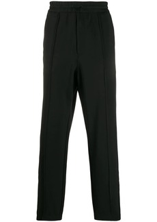 Y-3 straight-leg track trousers