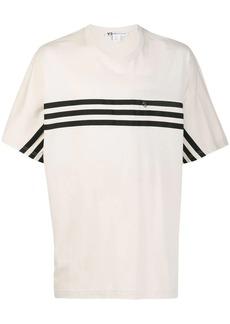 Y-3 striped short-sleeve T-shirt