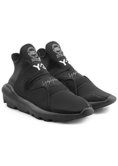 Y-3 Suberou Sneakers with Leather