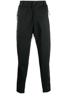 Y-3 tapered track trousers