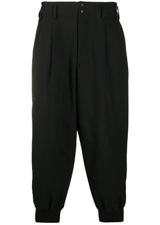 Y-3 tapered zoot trousers