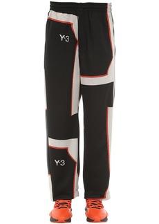 Y-3 Techno Jacquard Track Pants