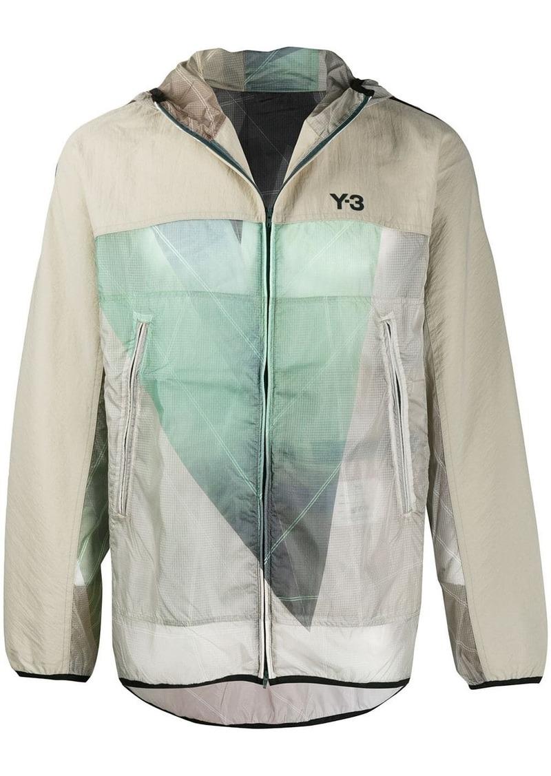 Y-3 tie-dye sports jacket