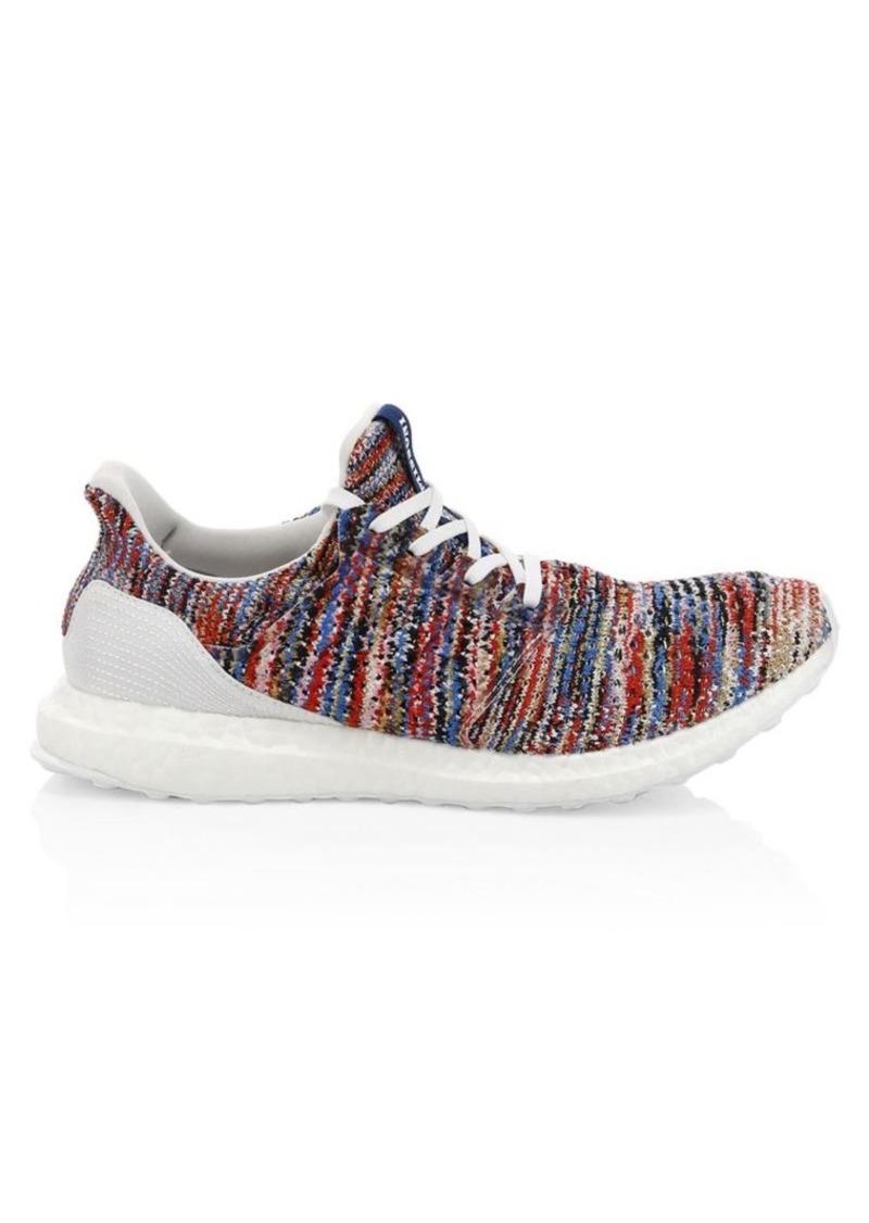 Adidas Ultraboost Clima x Missoni Knit Sneakers