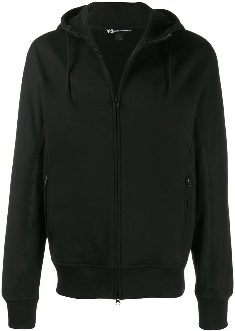 Y-3 x Adidas classic full-zip hoodie