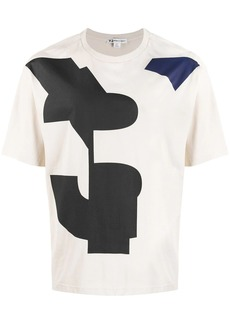 Y-3 x Adidas graphic T-shirt