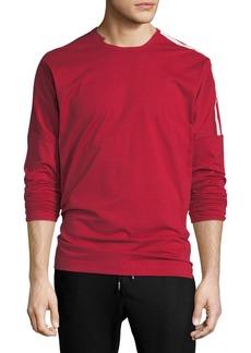 Y-3 3-Stripes Long-Sleeve T-Shirt