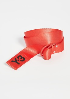 Y-3 Adjustable Belt