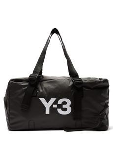 de4cb58f8dd9 Y-3 Bungee logo-print weekend bag
