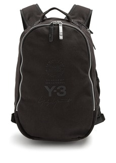 Y-3 Canvas backpack