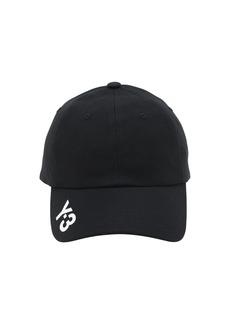 Y-3 Ch1 Stretch Cotton Baseball Hat