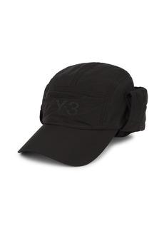 Y-3 CH2 Nylon Neck Flap Cap