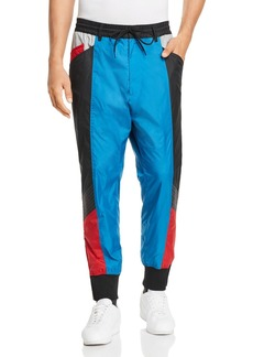 Y-3 Color-Block Shell Track Pants