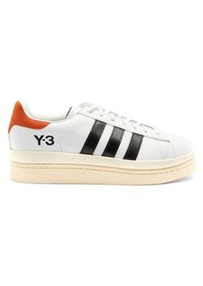 Y-3 Hicho leather trainers