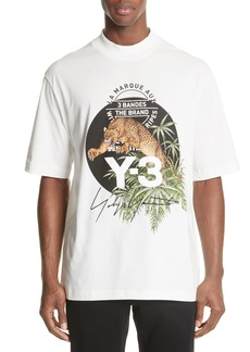 Y-3 Jungle Graphic T-Shirt