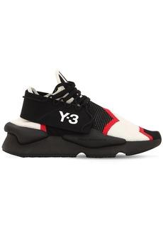 Y-3 Kaiwa Knit Sneakers