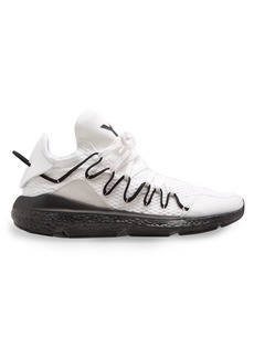 Y-3 Kusari low-top knitted trainers
