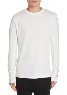 Y-3 Logo Long Sleeve T-Shirt