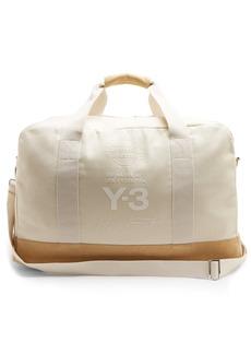 Y-3 Logo-print holdall