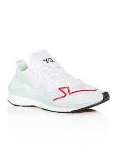 Y-3 Men's Adizero Knit Low-Top Sneakers