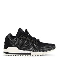 Y-3 Men's Harigane Mesh Sneakers
