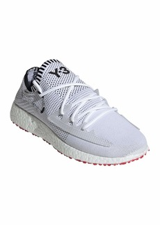 Y-3 Men's Raito Racer Knit Running Shoes  White