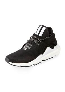 Y-3 Men's Saikou Double Primeknit Sneakers