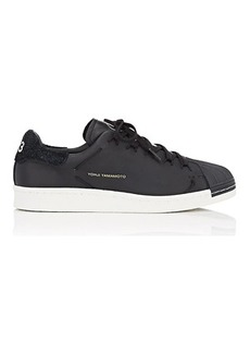 Y-3 Men's Super Knot Leather Sneakers
