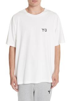 Y-3 Oversize Logo T-Shirt