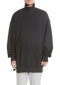 Y-3 Oversize Zip Jacket