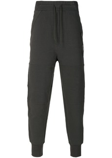 Y-3 panelled track pants