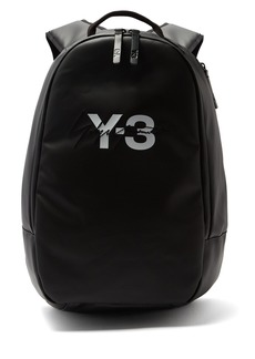 Y-3 Signature-logo backpack
