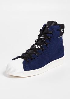 Y-3 Super High Sneakers